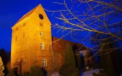 Ausflugsziel: Marienkirche in Waabs