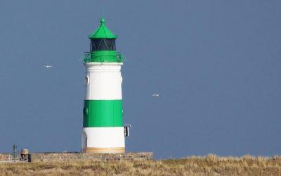 Ausflugsziel/Sehenswürdigkeit: Schleimünde mit Leuchtturm – ein schöner Blick von Olpenitz aus!