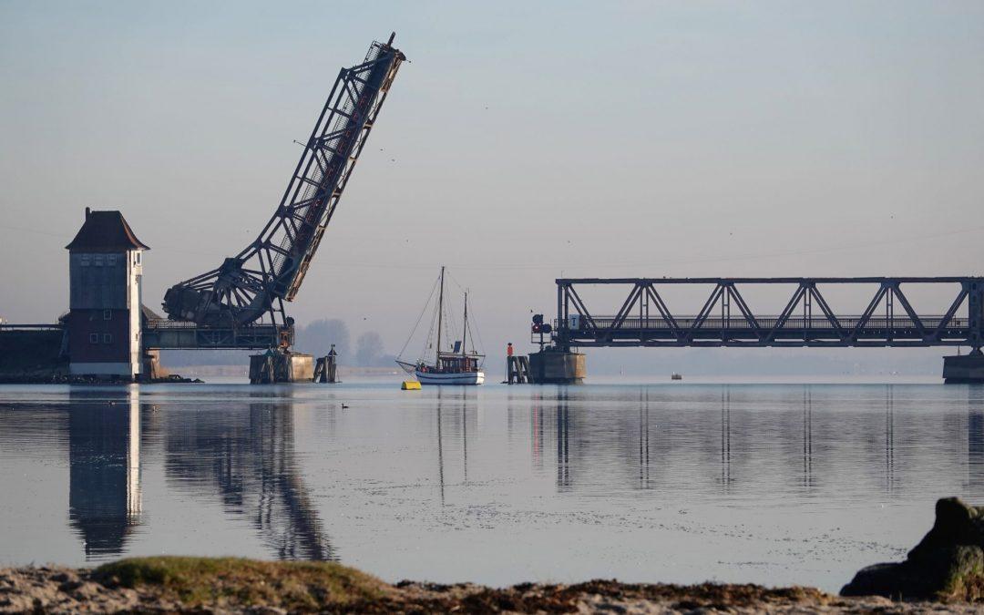Kein Aprilscherz: Brückensperrung bis 1. April verlängert!