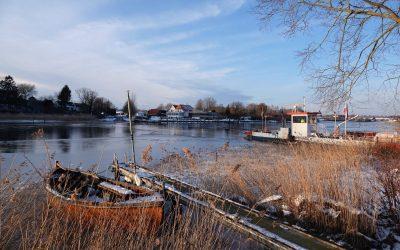 Winterimpressionen aus der Schleiregion