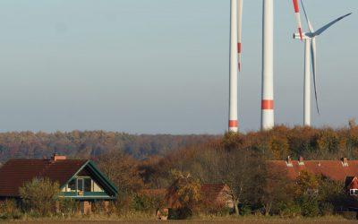 Bauausschusssitzung in Rieseby behandelt Windpark Saxtorf