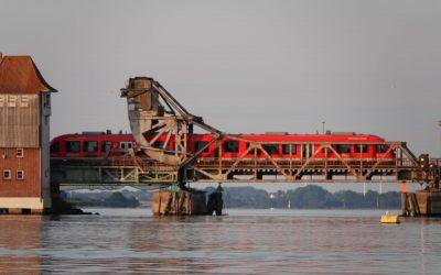 Neubau Lindaunisbrücke: DB erklärte Vorhaben in Rieseby