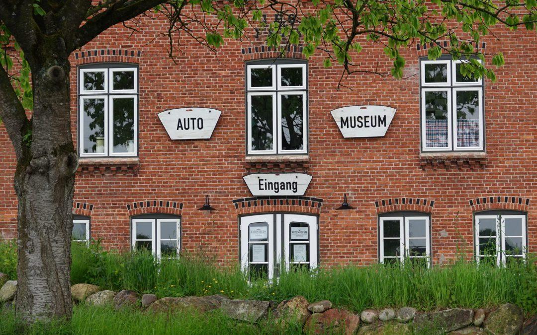 Ausflugstipp: Automuseum Museumshof Schnurrum