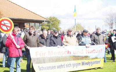 Kulturlandschaft contra Industriepark: Windkraftplanung in Waabs